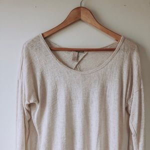 Forever 21 Contemporary long sleeve top